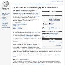 Loi Neuwirth