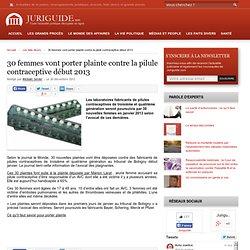 30 plaintes tribunal de Bobigny en 2013