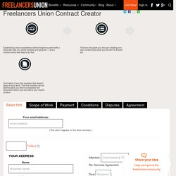 Contract Creator