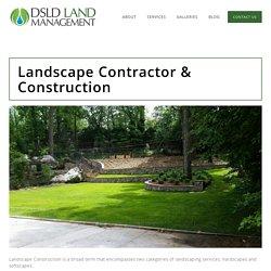 Landscape Contractor in Birmingham AL