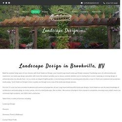 New York Landscape Designs Idea