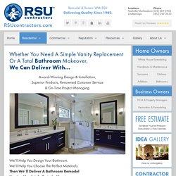 Bath Remodeling Nashville