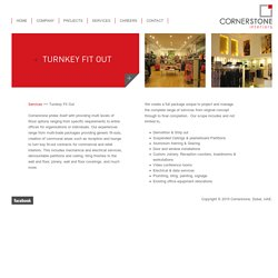 Turnkey Fitout Contractor
