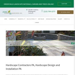 Hardscape Design and Installation PA