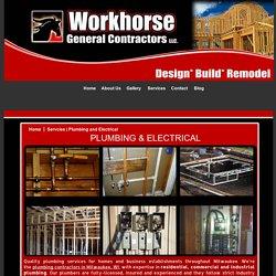 Plumbing Contractors Milwaukee WI