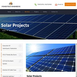 Solar Projects Installation