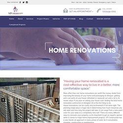 Home Builder Contractors & Home Renovations Service in Arlington, VA