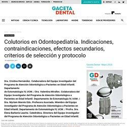 Colutorios en Odontopediatría. Indicaciones, contraindicaciones, efectos secundarios, criterios de selección y protocolo - Gaceta Dental