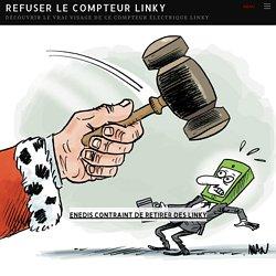 Enedis contraint de retirer des Linky - Refuser le compteur LinkyRefuser le compteur Linky