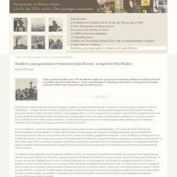 Promenade en Rhône-Alpes à la fin du XIXe siècle : Des paysages contrastés