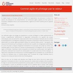 Contrat agile et pilotage par la valeur - Agile Enterprise Partner