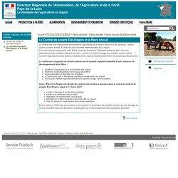 Pays-de-la-Loire / Le Contrat de projets Etat-Région et la filière cheval