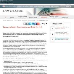 Les contrats territoire-lecture