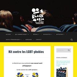 Kit contre les LGBT-phobies – Le Blackmaria