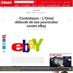 Contrefaçon : L'Oréal débouté de ses poursuites contre eBay