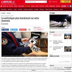 La contrefaçon pèse lourdement sur notre économie - 20/04/2016 - ladepeche.fr