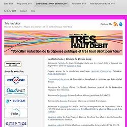 Contributions / Revues de Presse 2014