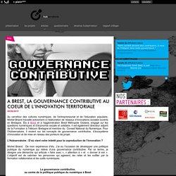 A Brest, la gouvernance contributive au coeur de l'innovation territoriale