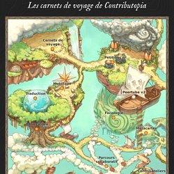 Contributopia - Les carnets de voyage de Contributopia