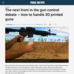 The next front in the gun control debate
