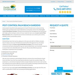 Florida Environmental Pest Mgmt