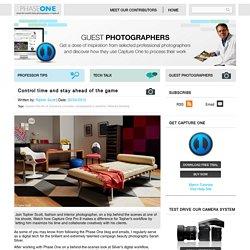 Topher Scott, fashion and interior photographer