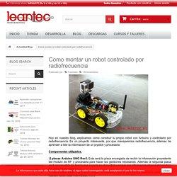 Como montar un robot controlado por radiofrecuencia