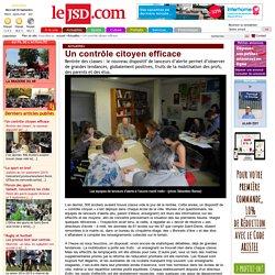 Le JSD : Un contrôle citoyen efficace