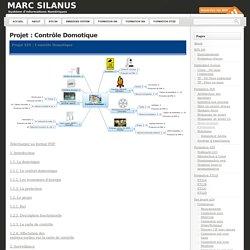 Projet : Contrôle Domotique « Marc Silanus