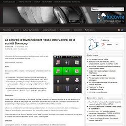 Le contrôle d'environnement House Mate Control