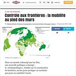 Contrôle aux frontières : la mobilité au pied des murs