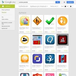 controle parental - Aplikace pro Android ve službě Google Play