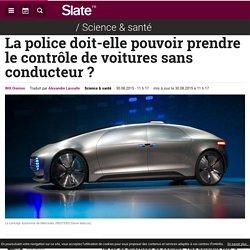 La police doit-elle pouvoir prendre le contrôle de voitures sans conducteur