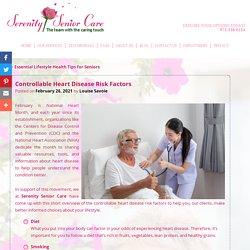Controllable Heart Disease Risk Factors