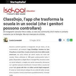 ClassDojo, l'app che trasforma la scuola in un social (che i genitori possono controllare)