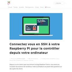 Contrôlez votre Raspberry Pi avec SSH depuis votre ordinateur