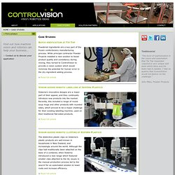 ntrolVision - Case Studies and Success Stories in Machine Vision