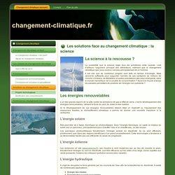 Controverse changement climatique