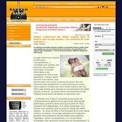 RADIO-KANKAN.com: Départ controversé des bébés siamois pour la France sans la sage femme : Les coulisses de cette naissance …