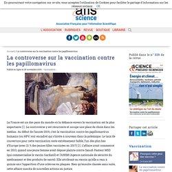 La controverse sur la vaccination contre les papillomavirus