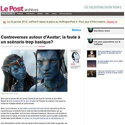 Controverses autour d'Avatar: la faute à un scénario trop basiqu