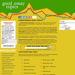 argumentative essay topics local argumentative essay topics local