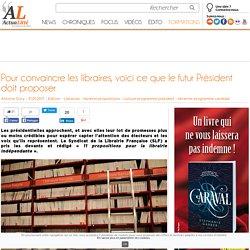 Demandes des libraires