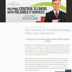 cloud computing company Illinois