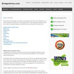 Conventies - Bridgedrives.com