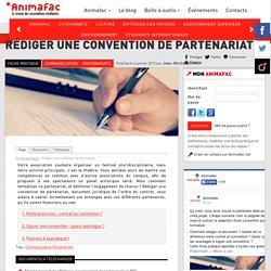 Rédiger une convention de partenariat
