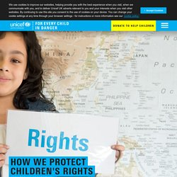 UN Convention on the Rights of the Child (UNCRC)