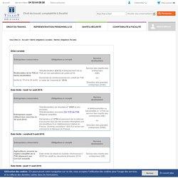 Editions Tissot - Droit du travail, conventions collectives, code du travail, conseil juridique -p-