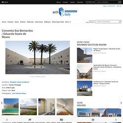 Convento Das Bernardas / Eduardo Souto de Moura