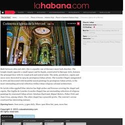 Convento e Iglesia de la Merced - Havana City Guide